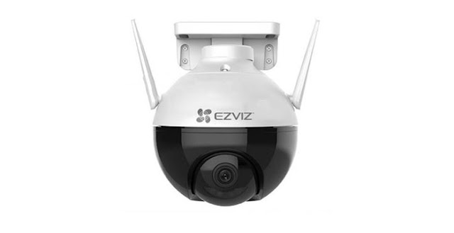 "IP Cam CCTV Wifi Ezviz C8C 1080p Outdoor Camera 360"""