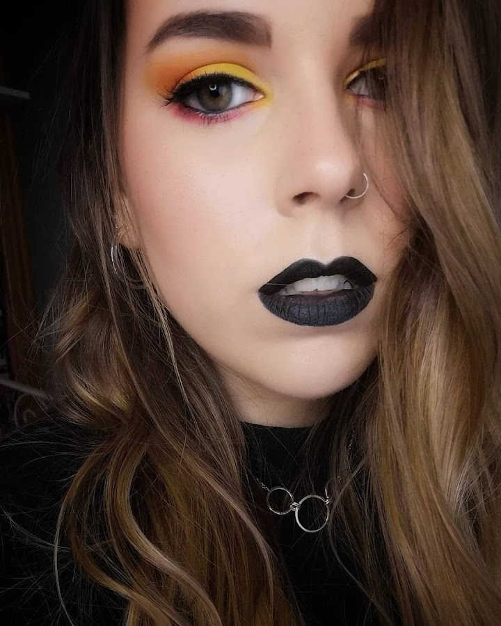 Maquillaje con la paleta Easter Egg Chick de I Herat Makeup