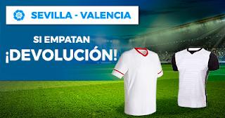 Paston Promoción Liga Santander: Sevilla vs Valencia 10 marzo