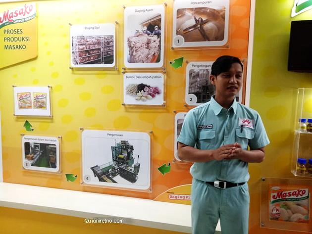 Mengenal Lebih Dekat Pabrik Ajinomoto Karawang