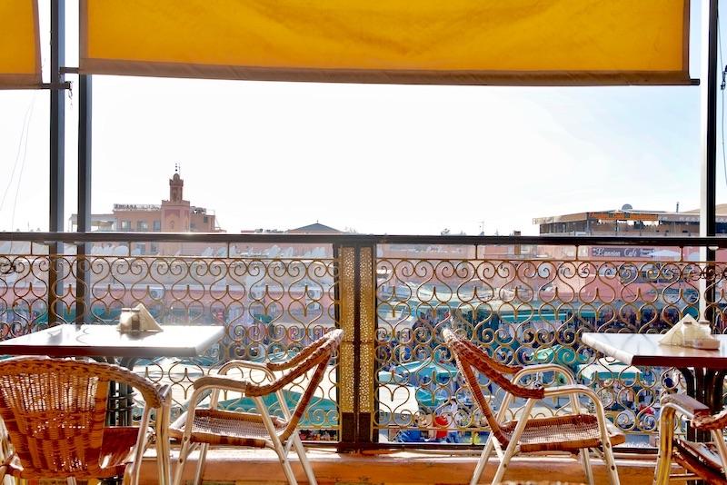 Marrakesz, Marrakesz najlepsze restauracje, Marrakesz gdzie zjeść, jedzenie w Maroko