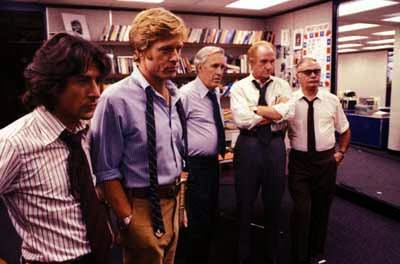 Estilo: Siguiendo los pasos de All the President's Men