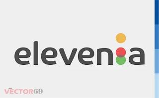 Logo Elevenia - Download Vector File EPS (Encapsulated PostScript)