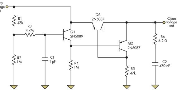 low dropout ldo voltage regulator