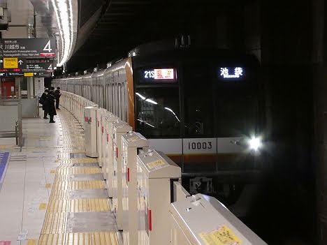【ダイヤ改正で新設すぐ消滅!】メトロ通勤特急 池袋行きをフルコンボ!
