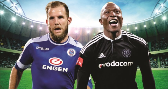 SuperSport United and Orlando Pirates will lock horns in the Nedbank Cup final on Saturday