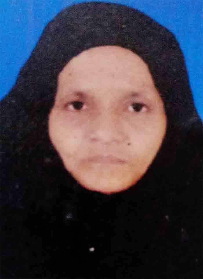 Nafisa from Mayippadi passed away