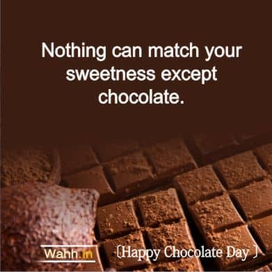 Chocolate Day Messages 2021 Hindi
