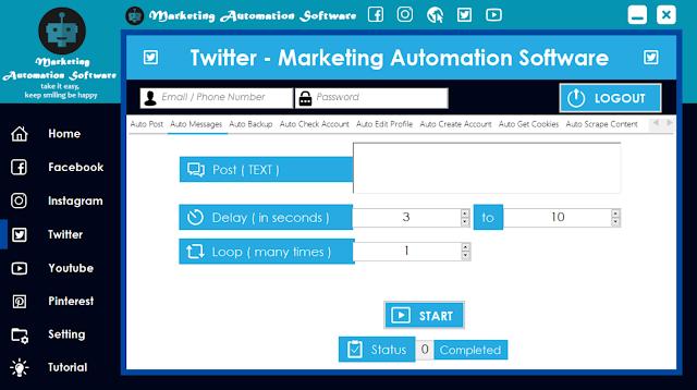 Cara Cepat Kirim Pesan di Twitter Secara Automatis