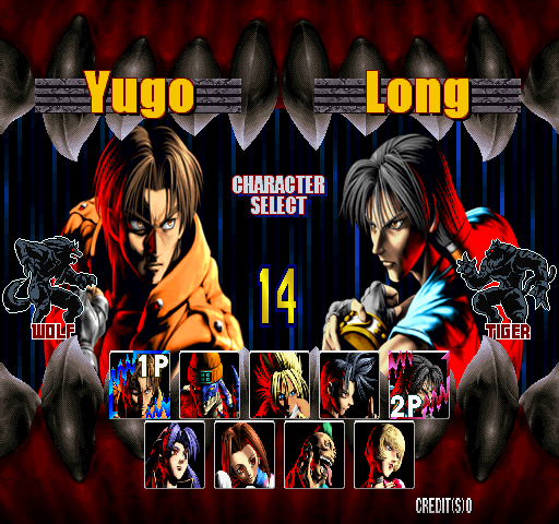 Game Bloody Roar 2 PS 1