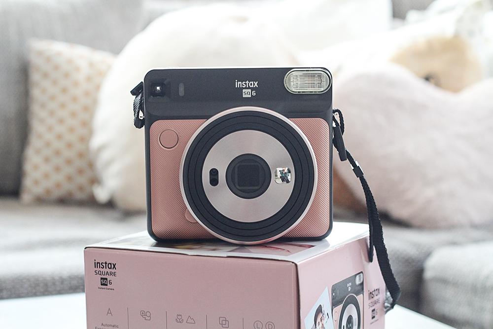 Instax Square SQ6 Sofortbildkamera