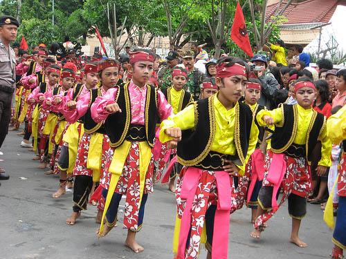 Tari Glipang, Tarian Tradisional Dari Probolinggo Provinsi Jawa Timur