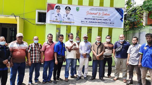 Meski dikabarkan terjadi pencemaran lingkungan, masyarakat Dusun Tua Pelang dan Bongkal Malang mendukung keberadaan PT SIR di Inhu