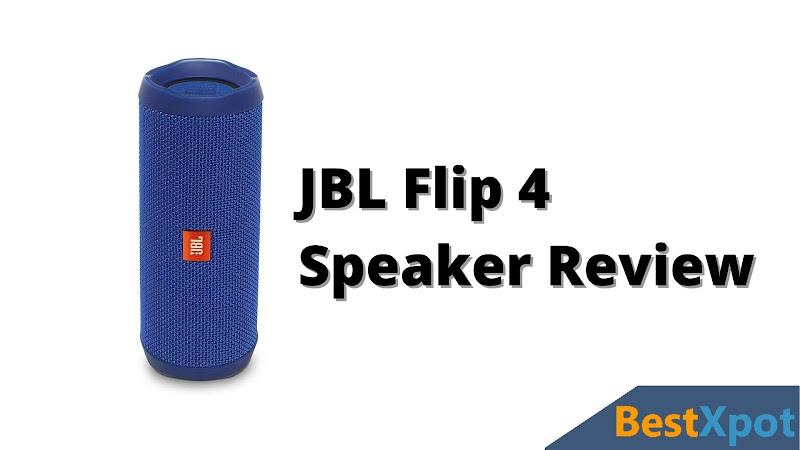 JBL Flip 4 Speaker review (Featured Image)