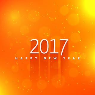 2017 Happy New Years Wallpaper