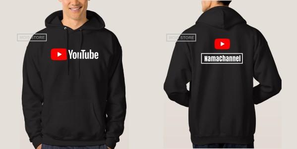 jaket youtube kustom custom nama channel