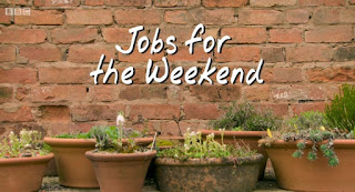 Jobs for the weekend