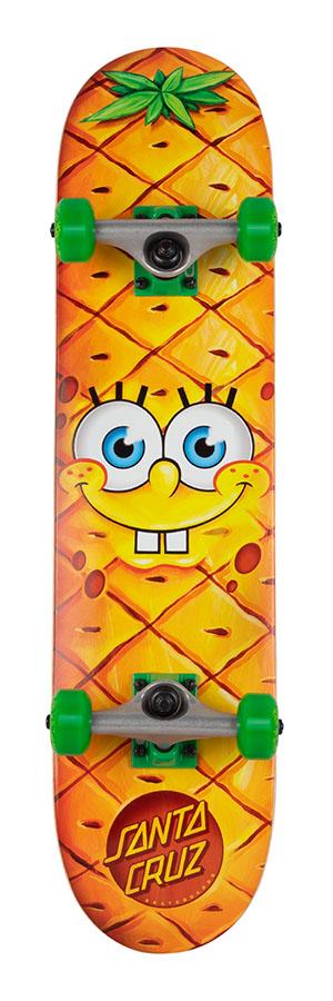 Sponge Bob Skate : sponge, skate, NickALive!:, Nickelodeon, Santa, Skateboards, Collaborate, SpongeBob, Apparel, Collection