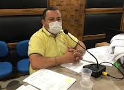 Deputado Vinicius Louro faz graves denúncias contra Fred Maia