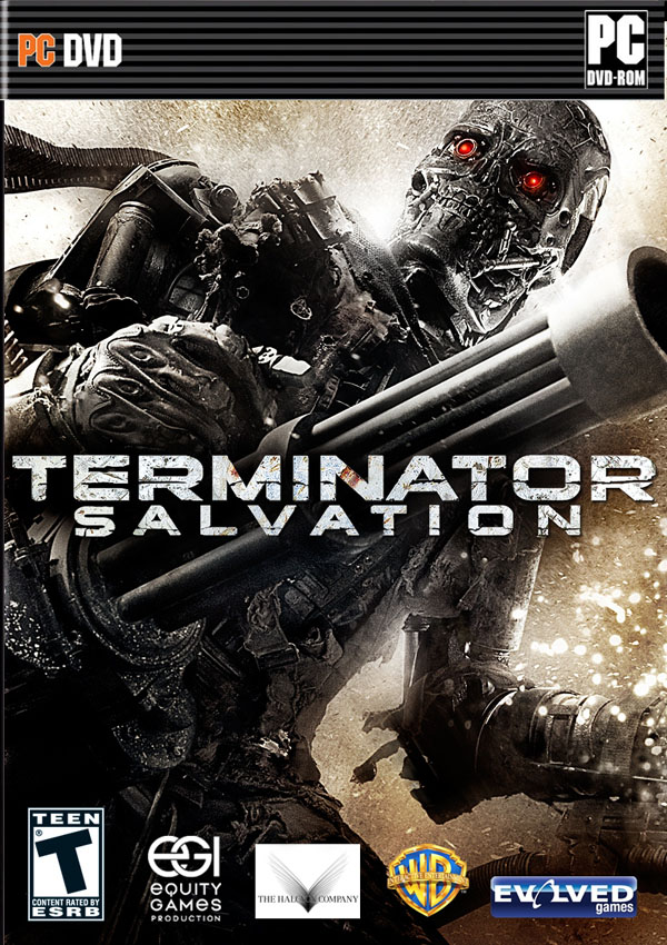 Terminator Salvation Download Cover Free Game