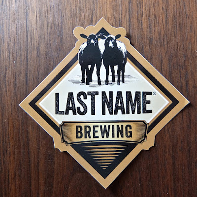 Last Name Brewing: photo by Cliff Hutson
