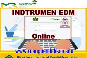 Panduan Teknis Penggunaan Aplikasi Evaluasi Diri Madrasah (EDM) Dalam e-RKAM