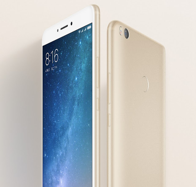Xiaomi unveils power efficient Mi Max 2 with 2 days of battery life