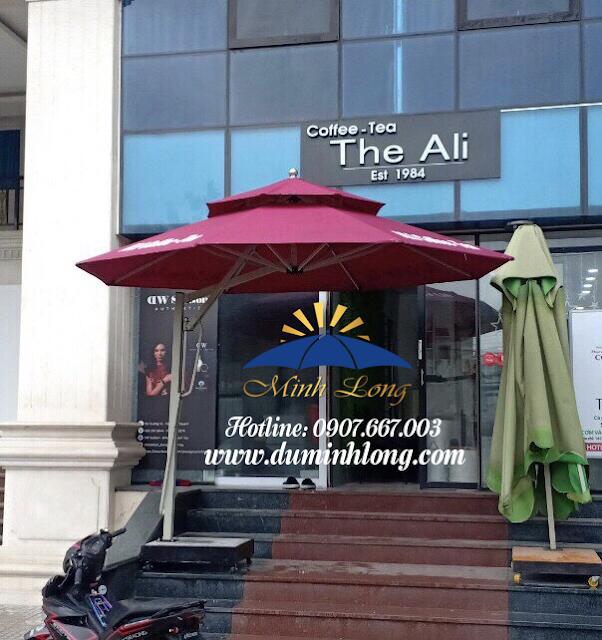 Địa chỉ bán dù che nắng tại Nha Trang xưởng uy tín nhất