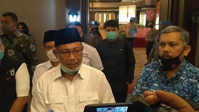 Hadiri Deklarasi Damai, Akhyar Harap Tak Ada Pemain Baru di Pilkada Medan
