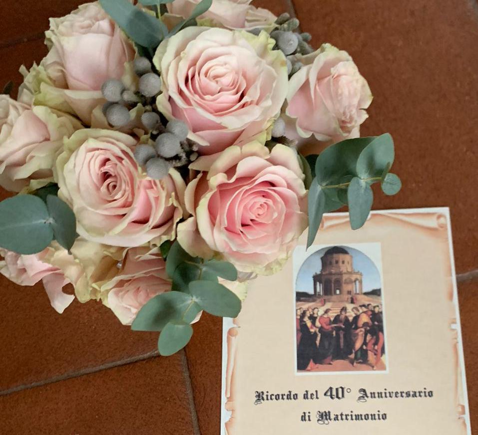 Anniversario Di Matrimonio Qumran.Parrocchia Santa Giustina Dicembre 2019
