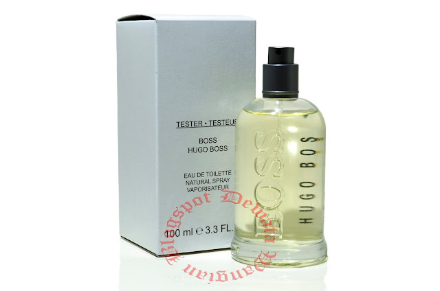 Boss Bottled Tester Perfume