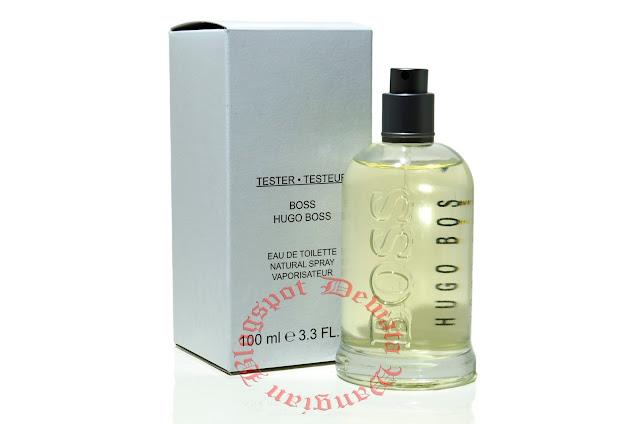 Boss Bottled Tester Perfume