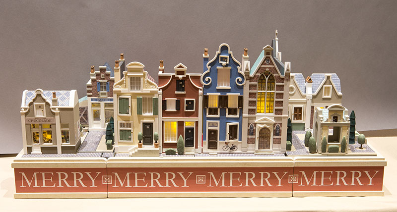 Good Sam Showcase Of Miniatures Happy Holidays From The