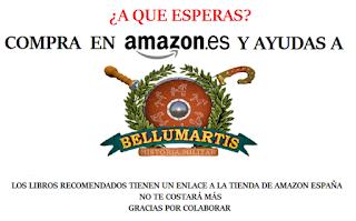Compra en Amazon y colabora con BHM