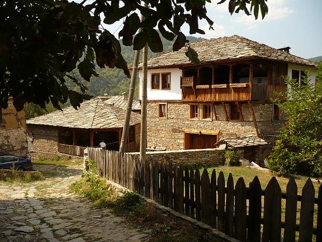 Kovachevitsa , Bulgaria