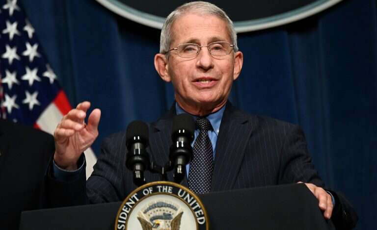 Fauci comments on the possibility of vaccinating teachers before the opening of schools