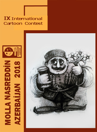 "The List of Participans IX International Cartoon Contest ""Molla Nasreddin"" Azerbaijan 2018"