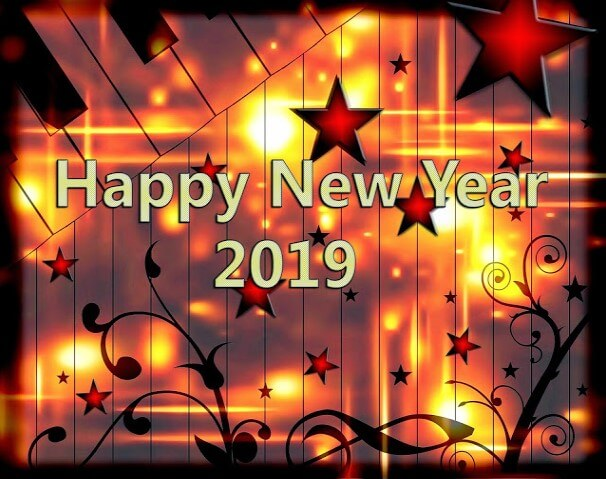 Beautiful New Year Wallpapers 2019 In High Quality Happy New Year