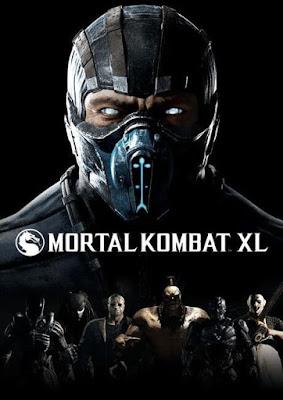 Capa do Mortal Kombat XL