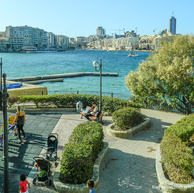 Independence Ganden, Sliema, Malta