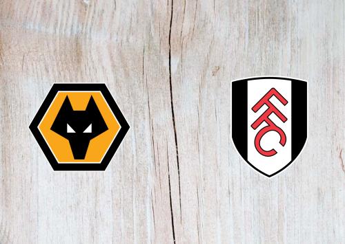 Wolverhampton Wanderers vs Fulham -Highlights 04 October 2020