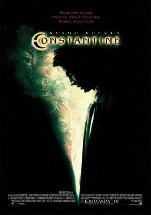Constantine 2005 BRRip 720p Dual Audio In Hindi English