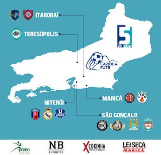 Teresópolis terá representante em campeonato estadual de futebol society