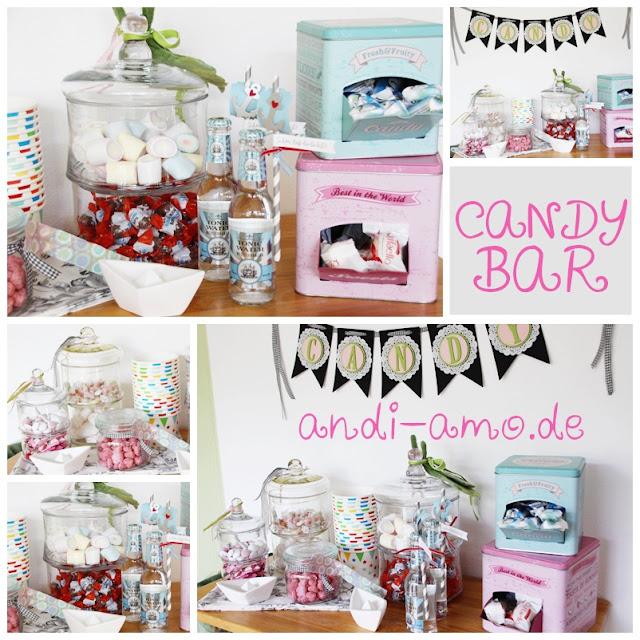 Candy Bar andi-amo Stampin Up