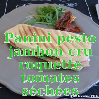 http://www.danslacuisinedhilary.blogspot.fr/2015/07/panini-pesto-jambon-cru-tomates-mozza-roquette.html