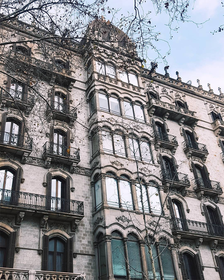 Barcelona za darmo