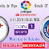 Prediksi Celta Vigo vs Getafe — 4 November 2019
