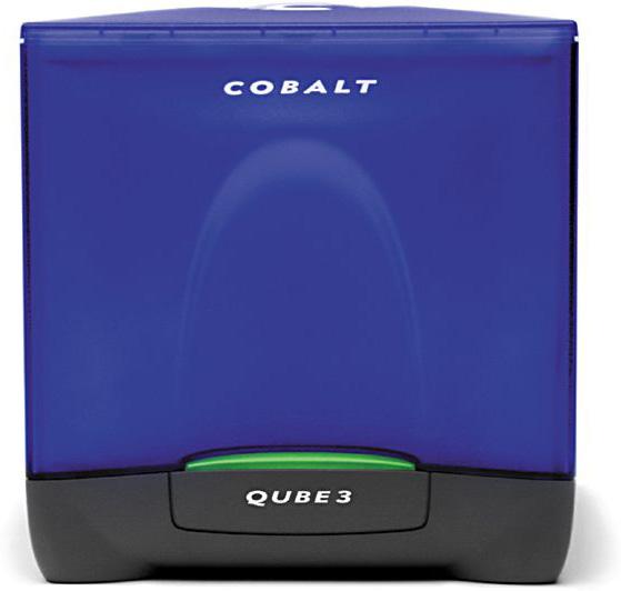 Cobalt Qube