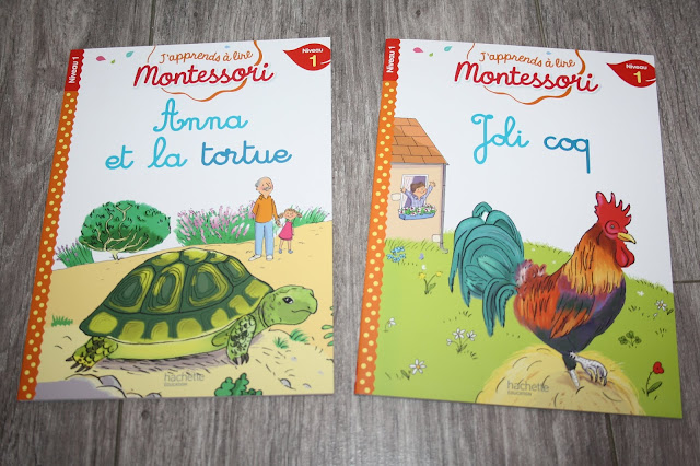J'apprends à lire Montessori : mon avis
