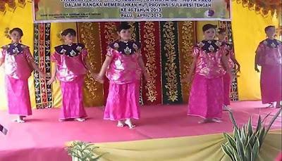 Tari Pontanu, Tarian Tradisional Dari Sulawesi Tengah